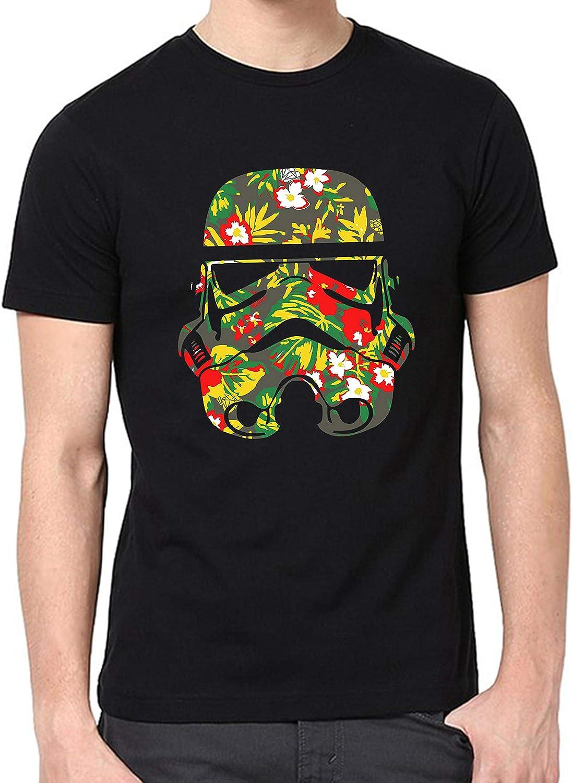 Mens Starwars Lightsaber T-Shirt - Adult Star-Wars Black Light Saber Graphic Women Tee Shirt
