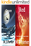 Dragon of Unison Books 3 and 4 - Green and Red