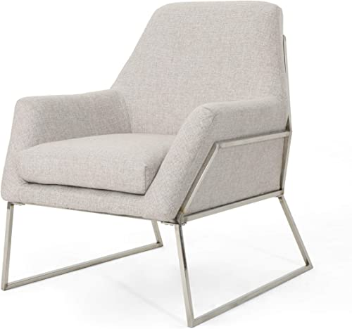 Christopher Knight Home Zahara Modern Fabric Chair