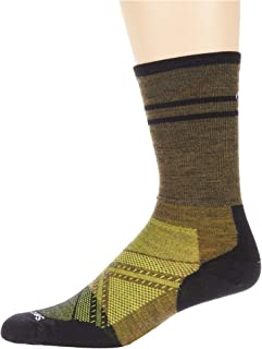 product image for Smartwool Men's PhD¿ Cycle Ultra Light Pattern Crew