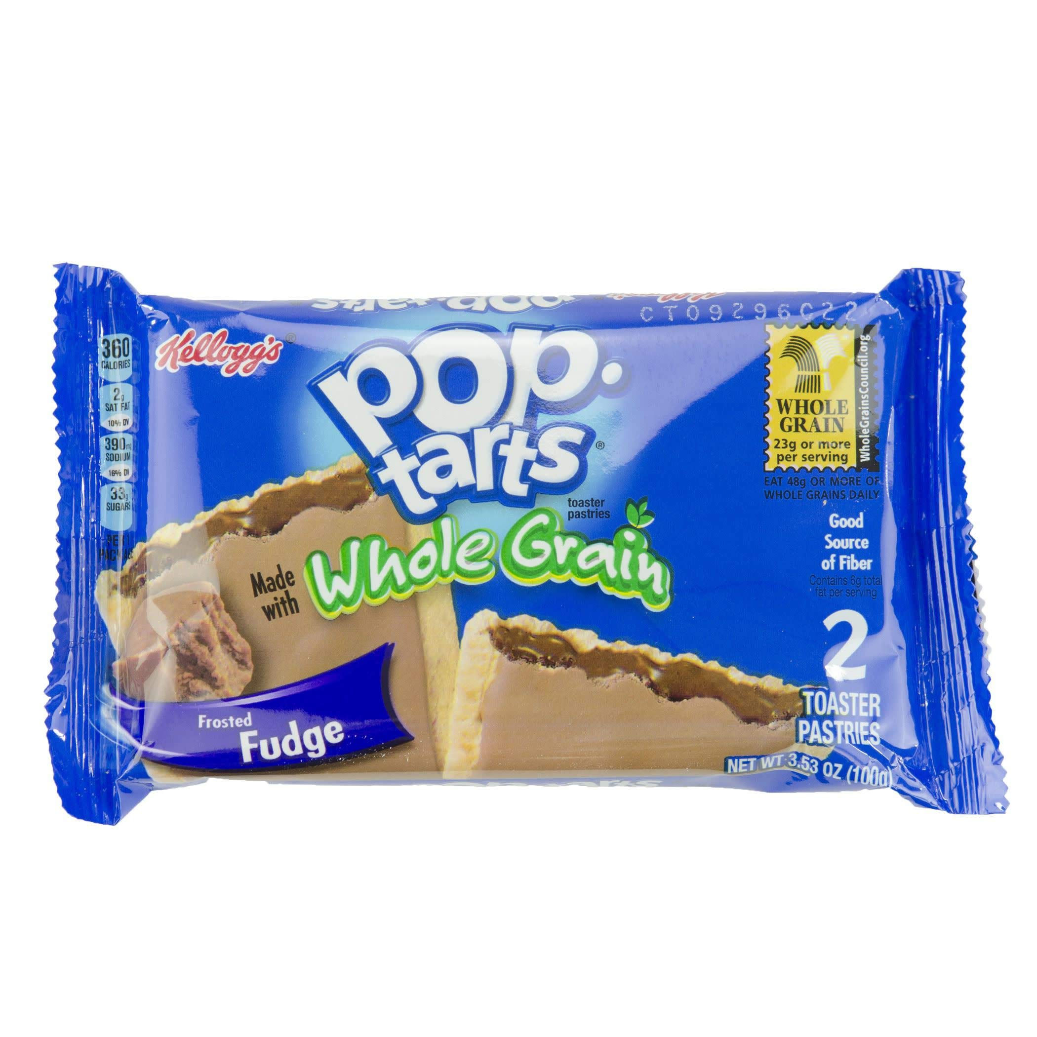 Kellogg's Pop-Tarts Frosted Toaster Pastries, Frosted Fudge, 72 Count by Pop-Tarts (Image #1)