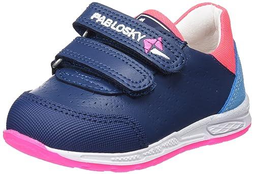 Pablosky 268227, Zapatillas para Niñas, Azul, 22 EU