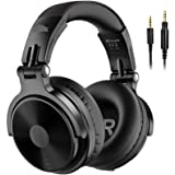 OneOdio Bluetooth Over Ear Headphones - Wireless/Wired 80 Hrs Stereo Bluetooth Headsets Foldable Headset with Deep Bass…