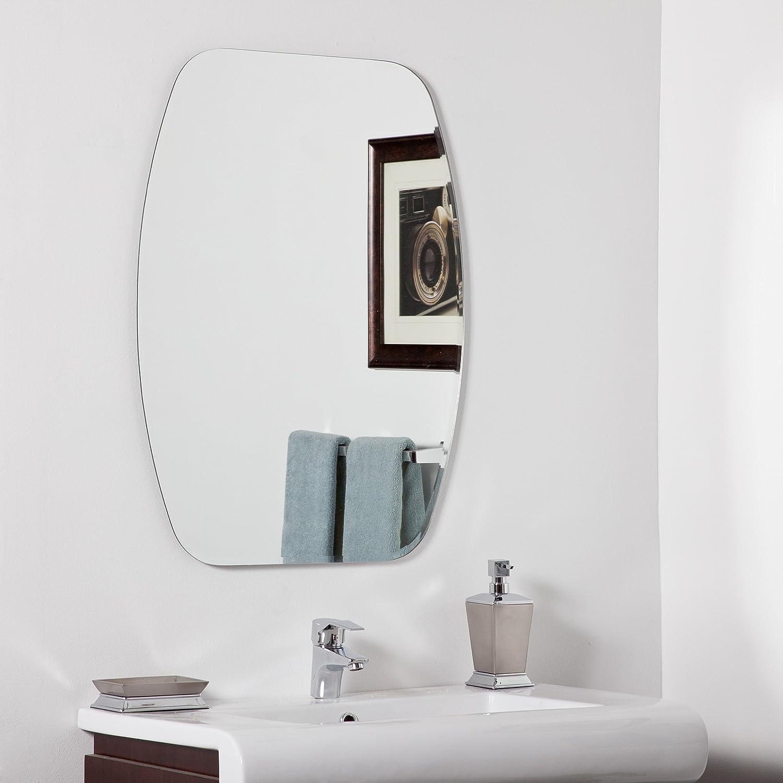 Decor Wonderland Sydney Modern Bathroom Mirror