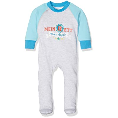DIMO-TEX Babystrampler Boy, Pyjama Bébé Garçon