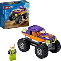 Deals on 55-Pieces LEGO City Monster Truck 60251 Playset