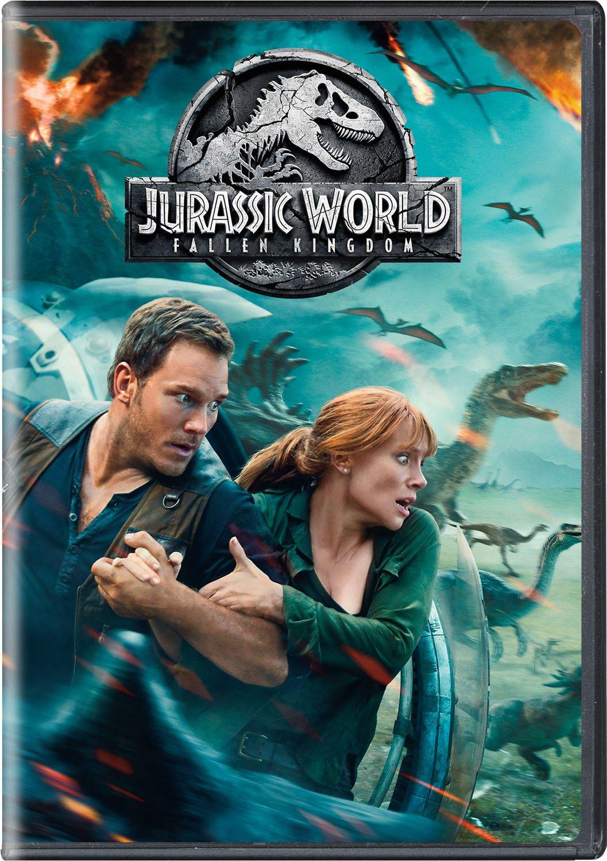 Dvd : Jurassic World: Fallen Kingdom (dvd)