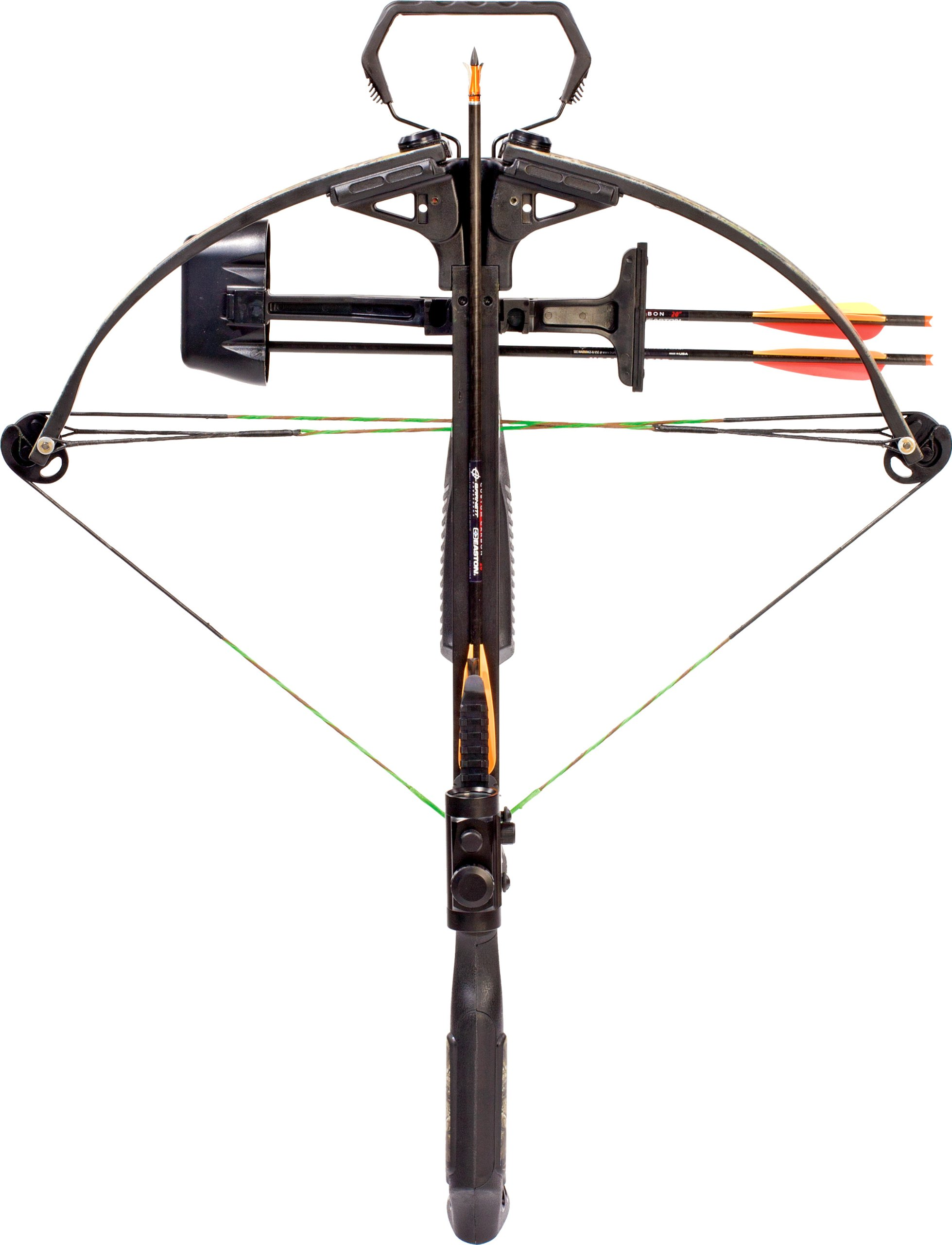Barnett Jackal Crossbow Package (Quiver, 3 - 20-Inch Arrows and Premium Red Dot Sight) by Barnett (Image #4)