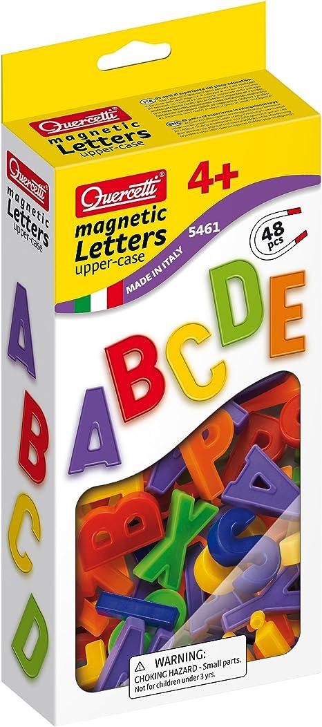 Lettere Magnetiche Minuscole Magnetic Ricambio Quercetti Quercetti