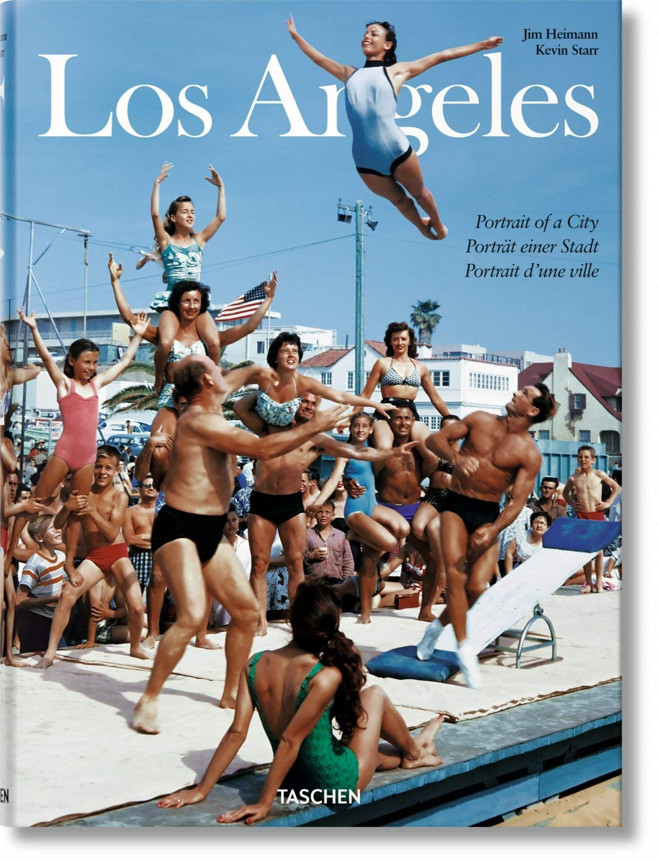 Los Angeles. Portrait of a City (multilingual Edition) by Kevin Starr