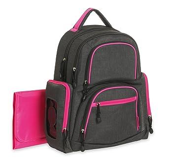 9372953aca7e Amazon.com   Carter s Sport Baby Diaper Bag Backpack - Nappy Bag has ...