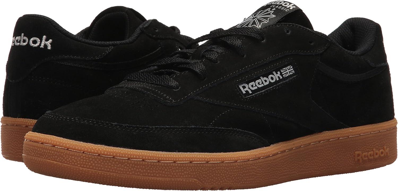 Reebok Mens Club C 85 GS Sneaker