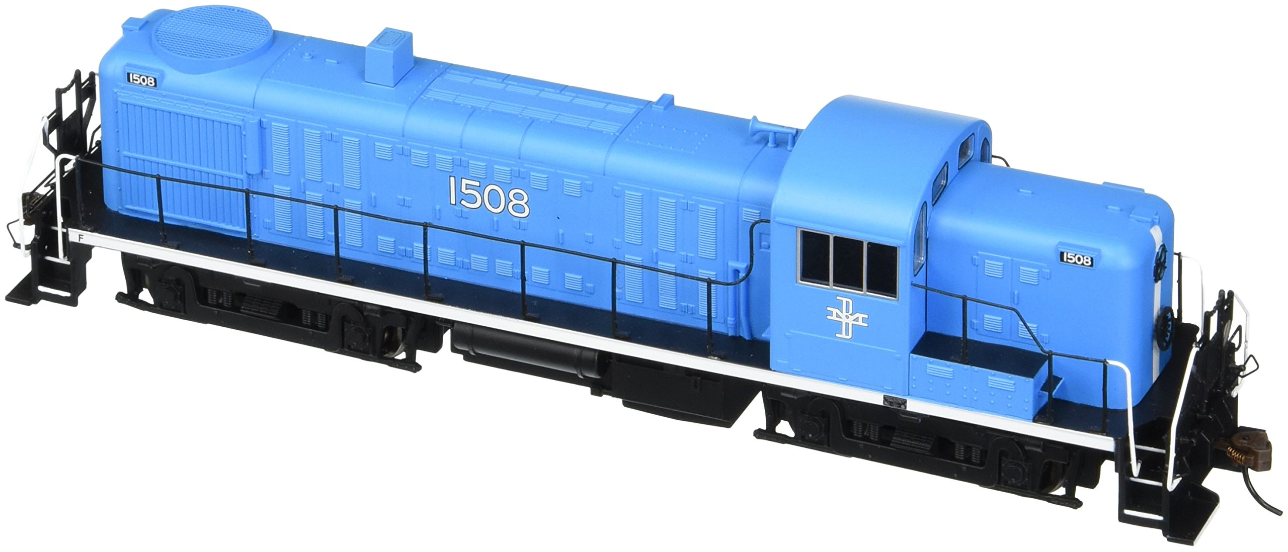 Bachmann Industries E-Z App Smart Phone Controlled McGinnis RS-3 Locomotive Train