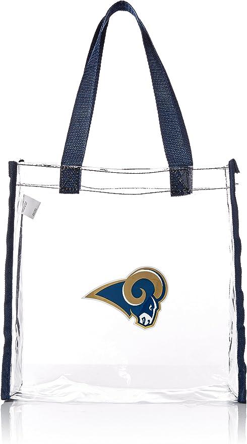 FOCO NCAA Unisex Clear Reusable Bag