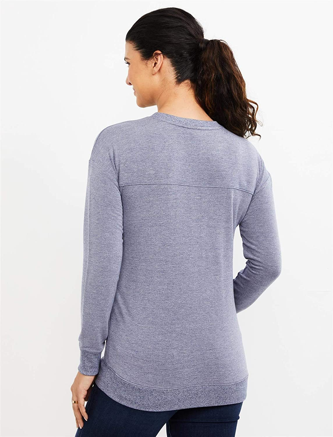 A Pea in the Pod Side Access Nursing Top
