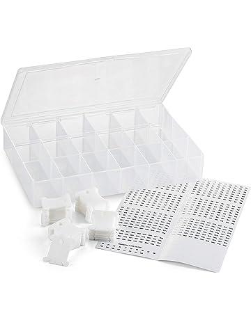 100 Tarjetas De Hilo Bobinas hilo de bordar de cartón 38 mm 2 X 50 Packs