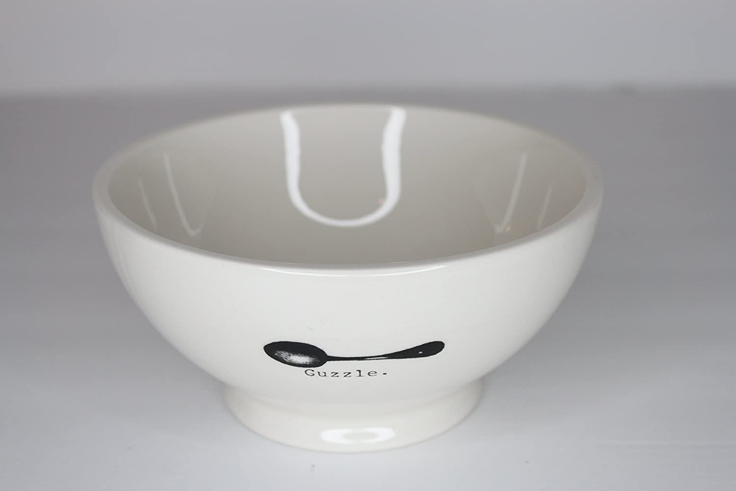 Rae Dunn by Magenta SMILE Ice Cream Cereal Bowl