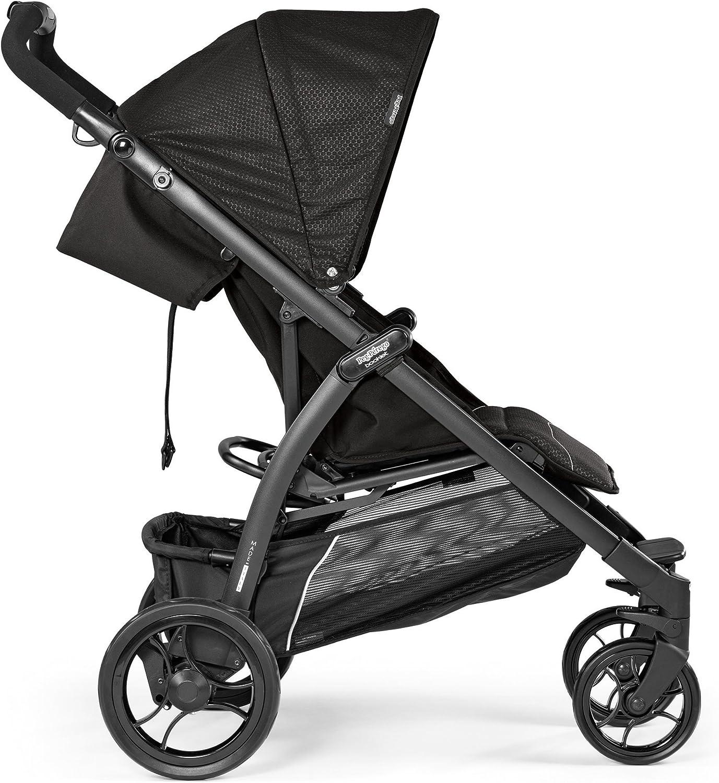 Barra frontal para silla de paseo color negro Peg-P/érego Booklet