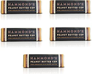 product image for Hammonds Gourmet Dark Chocolate Bar - Peanut Butter Cup (5 pack) (2.25 oz each) - Kosher