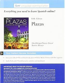 Amazon com: Bundle: Plazas, 5th + iLrn: Language Learning
