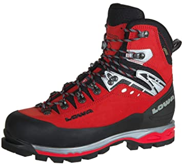 76589cc51fcc79 Lowa Mountain Expert GTX Evo red-Black  Amazon.de  Sport   Freizeit