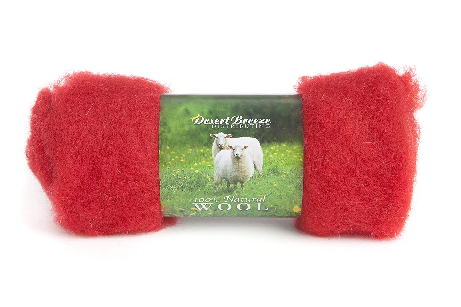 1 OZ Carded Wool Batt Maori Wool A Special Blend of New Zealand Wools by DHG for Needle Felting and Wet Felting 100/% Pure Wool Color Charcoal Gray