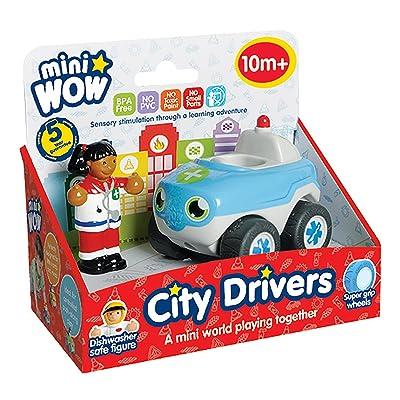 WOW Toys JoJo 10404Ambulance: Toys & Games