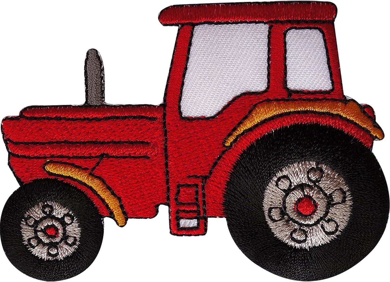Traktor-Aufn/äher zum Aufb/ügeln