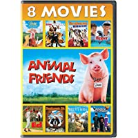 Animal Friends 8-Movie Collection (DVD)