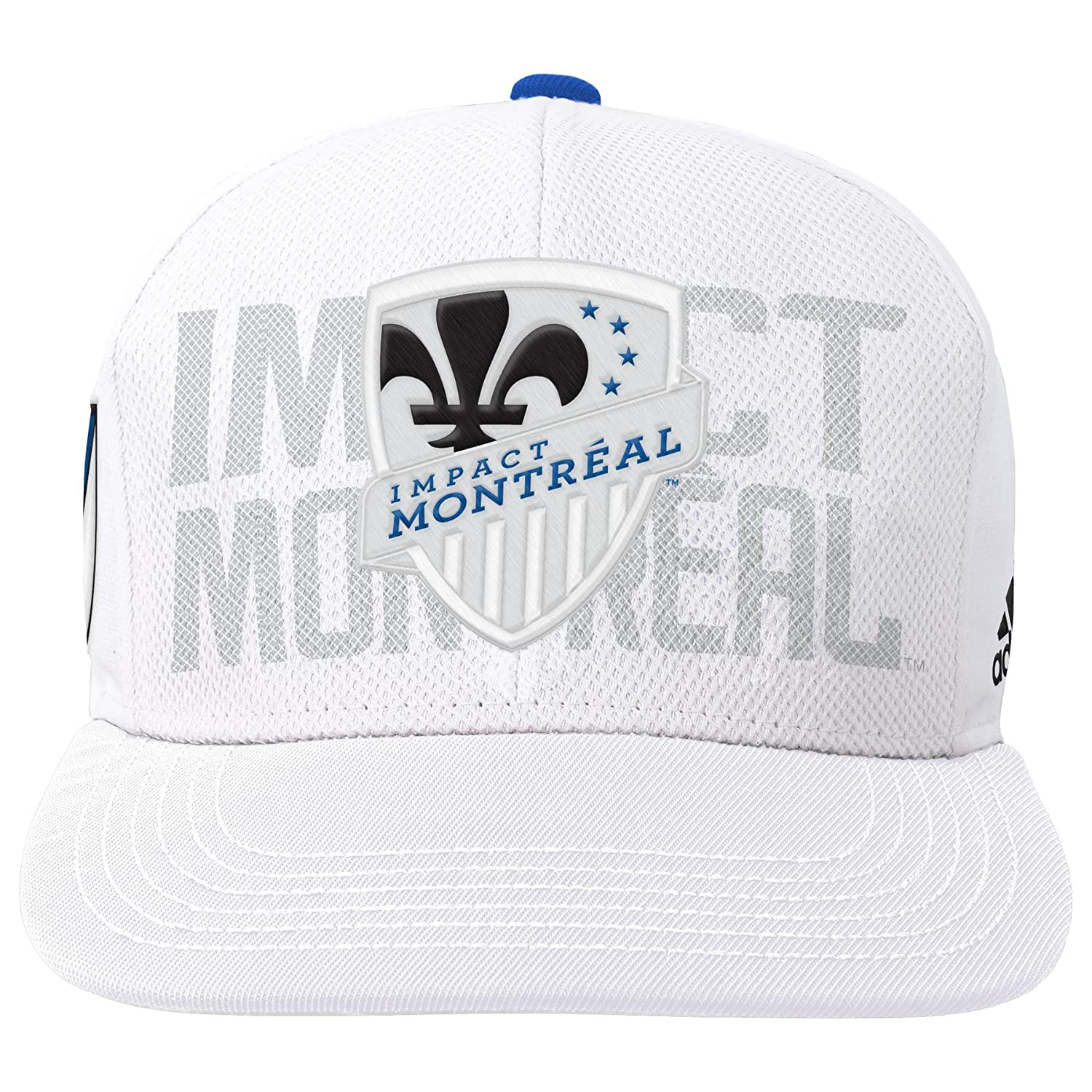 MLS Montreal Impact Draft Snapback, One Size, Strong Blue
