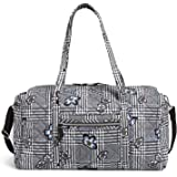 Vera Bradley Women's Performance Twill Large Travel Duffle Bag