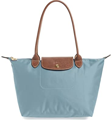 Image Unavailable. Image not available for. Color  Longchamp  Medium  Le  Pliage  Tote ... 88022c91ef
