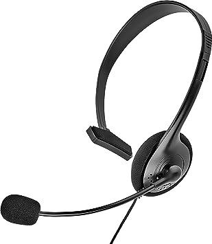 Renkforce Telefon-Headset 2.5 mm Klinke Spezialbelegung  Amazon.co ... c1ed2e4866