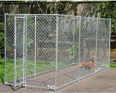 Amazon.com : Jewett Cameron Lucky Dog Champion Box Kennel