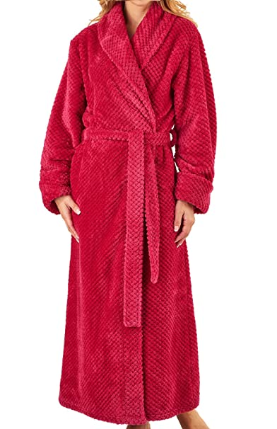 d96e4e2eadd16 Slenderella Womens Dressing Gown