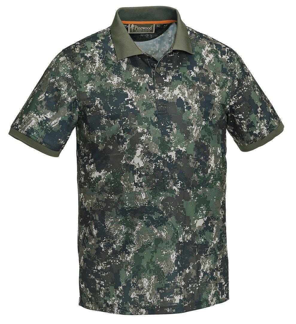 Pinewood Herren Ramsey Coolmax Polo Shirt Poloshirt