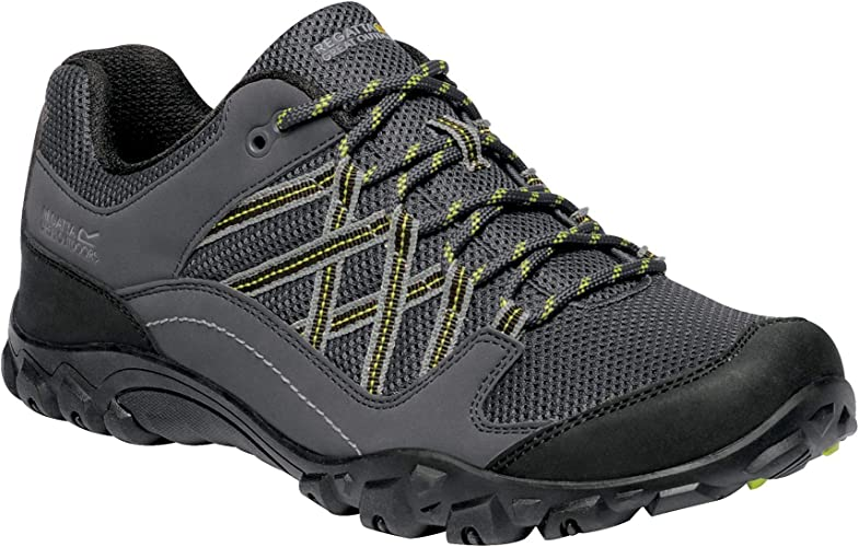 Regatta Men/'s Edgepoint III Waterproof Walking Shoes Grey