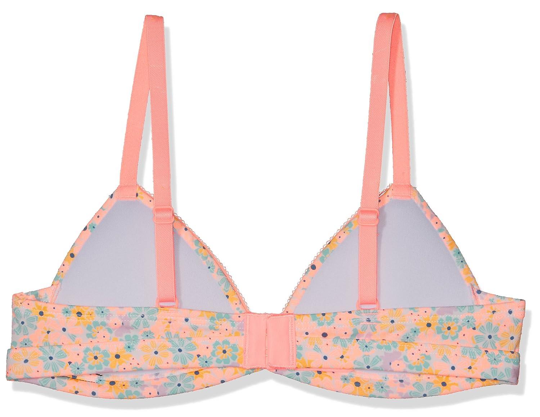 Skiny Summer Flowers Girls Triangel Gepaddet, Sujetador para Niñas: Amazon.es: Ropa y accesorios