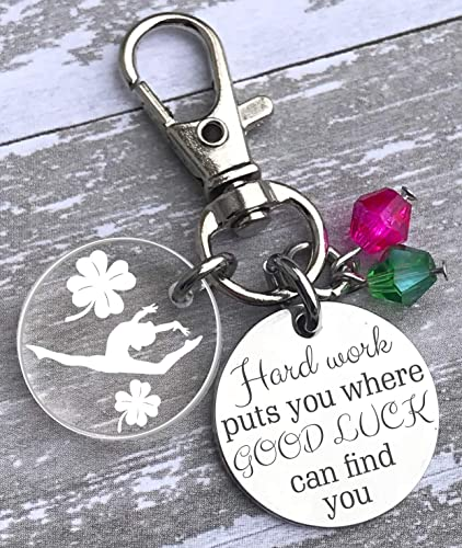 Amazon.com: Gymnastics Gifts, Gymnastics Zipper Pull, Gymnastics Bag Tag, Gymnastics Team Gifts, Gymnastics Gift Ideas, Gymnast Gifts: Handmade