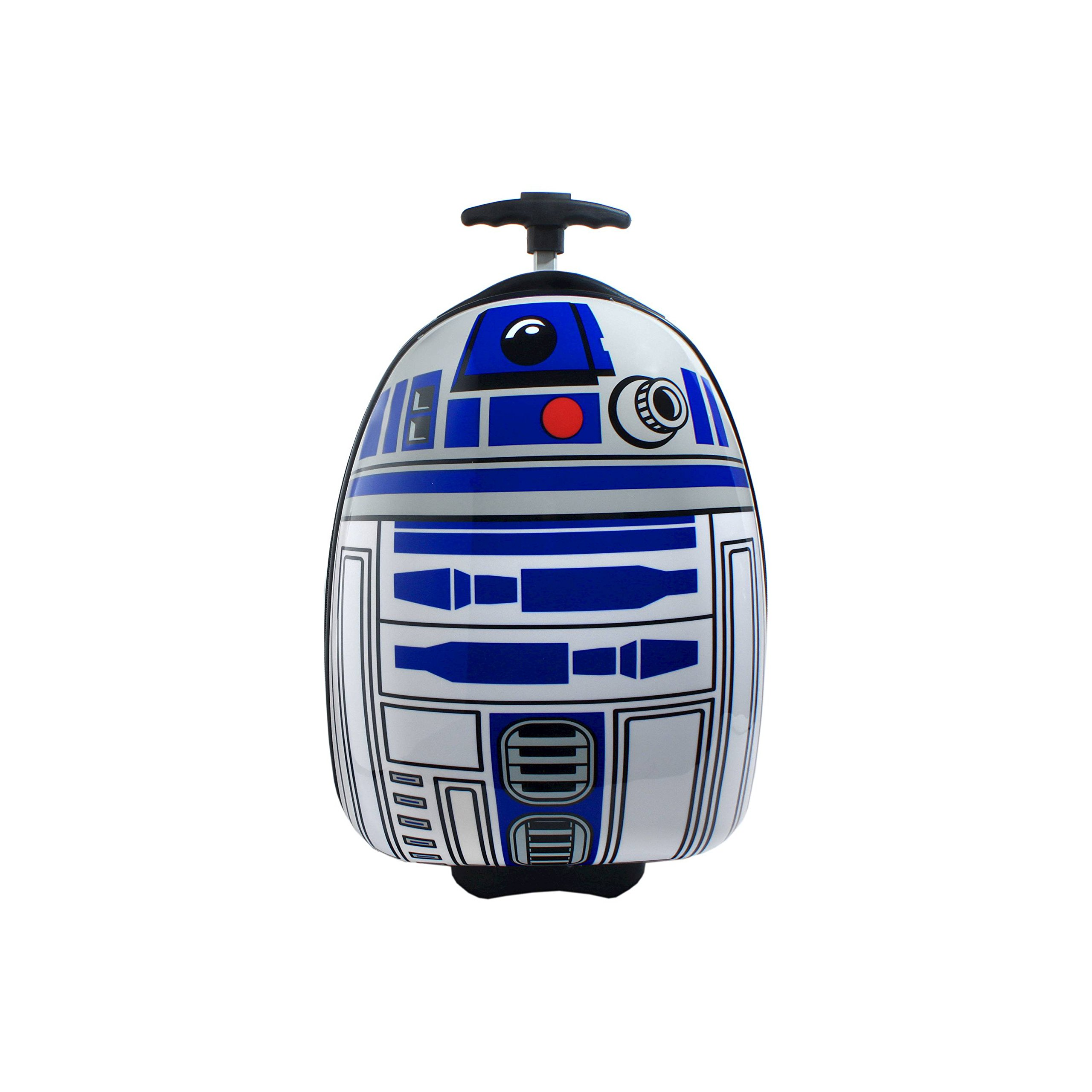 Star Wars R2D2 16'' Rolling Hardshell Carry On Luggage