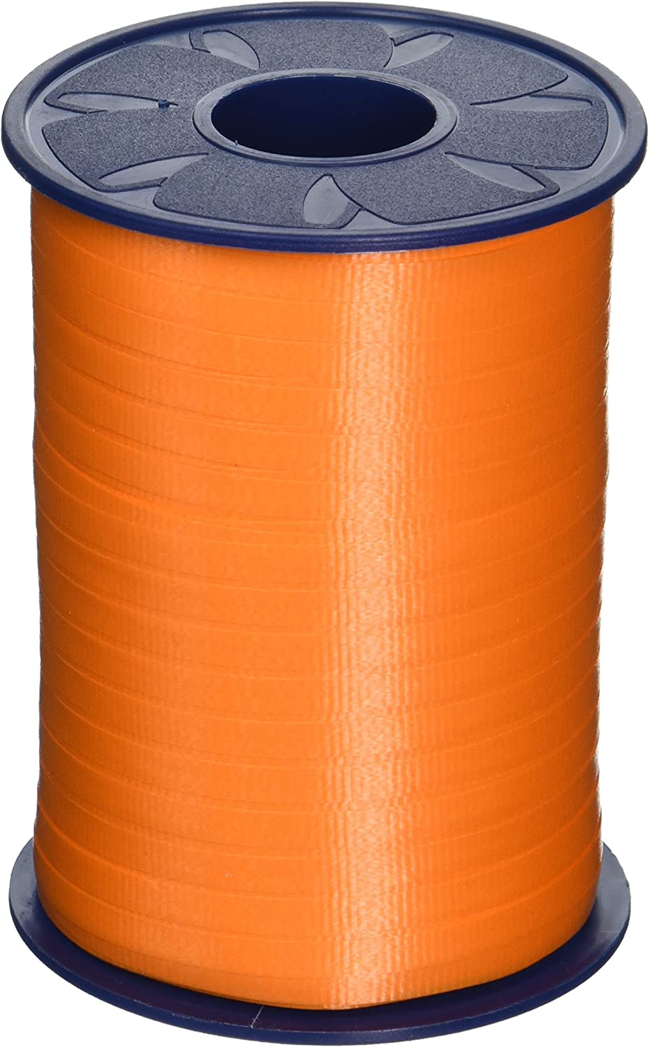 Morex Poly Crimped Curling Ribbon, 3/16-Inch by 500-Yard, Orange, 500-Yard, 1-Pack: Arts, Crafts & Sewing