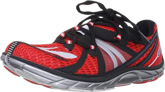 BROOKS PureConnect 2 Zapatilla de Running Caballero, Rojo/Negro, 45: Amazon.es: Zapatos y complementos