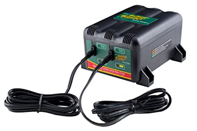Battery Tender 022-0165-DL-WH 12-Volt 2-Bank Battery Management System