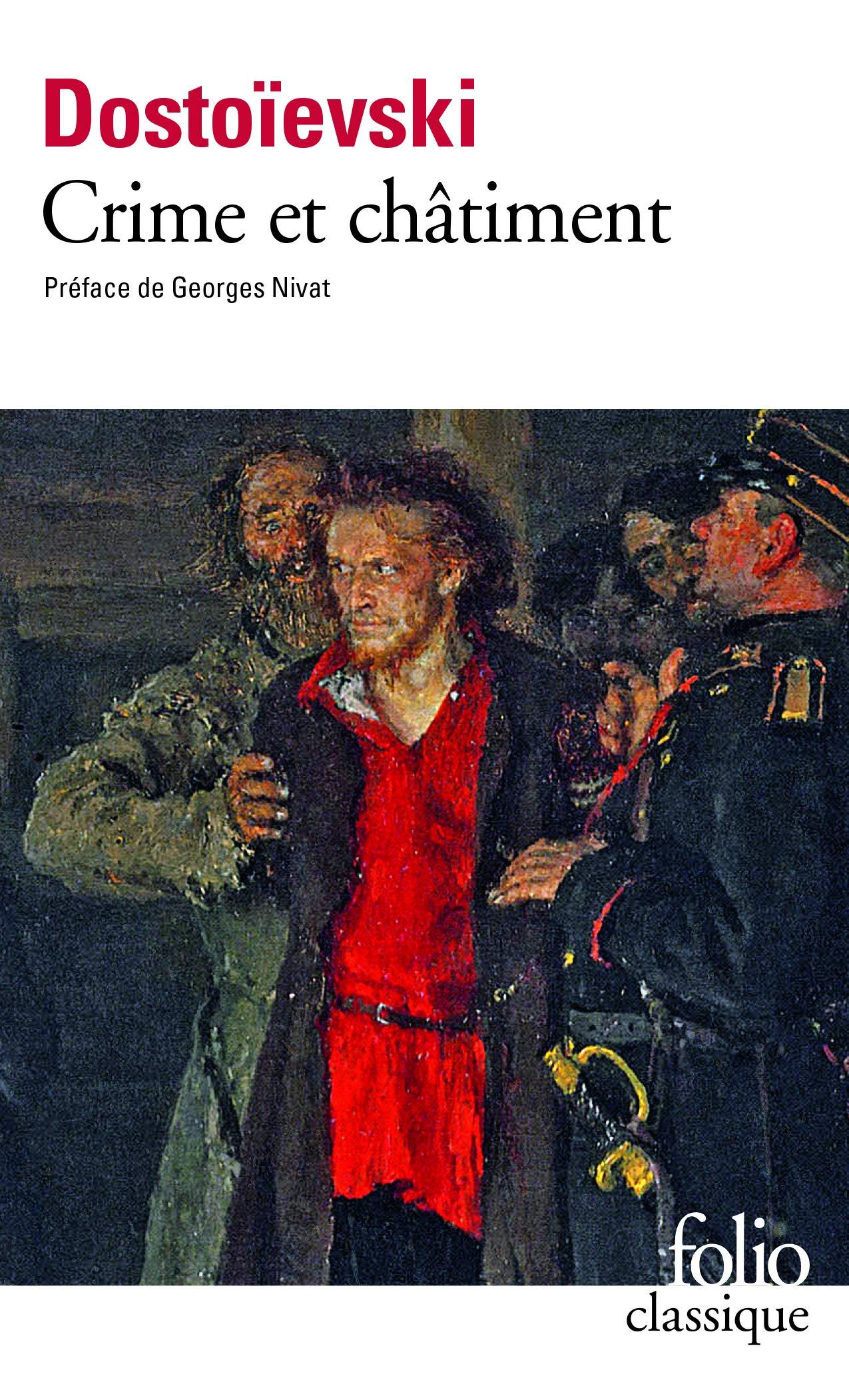 Amazon.fr - Crime et châtiment - Dostoïevski, Fedor Mikhaïlovitch ...