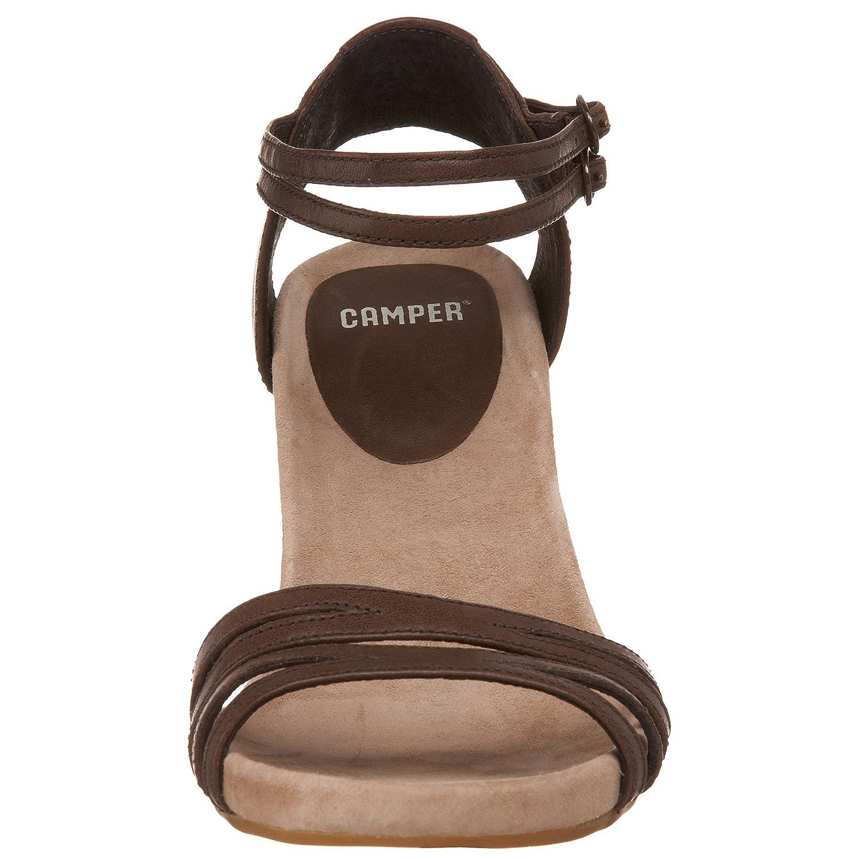 CAMPER Damen Damen CAMPER Casual Napier Braun b60145