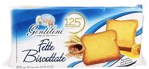 25 opinioni per Gentilini- Fette Biscottate- 185 g