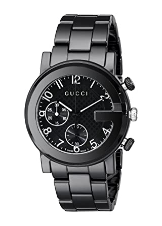 2459875e4c5 Image Unavailable. Image not available for. Color  Gucci Gucci G - Chrono  Collection ...