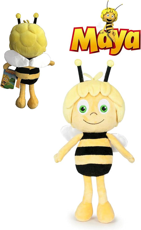 Maya La Abeja Peluche Abeja 27cm Calidad Super Soft: Amazon.es: Juguetes y juegos