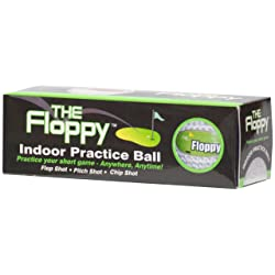 The Floppy Indoor Practice Ball