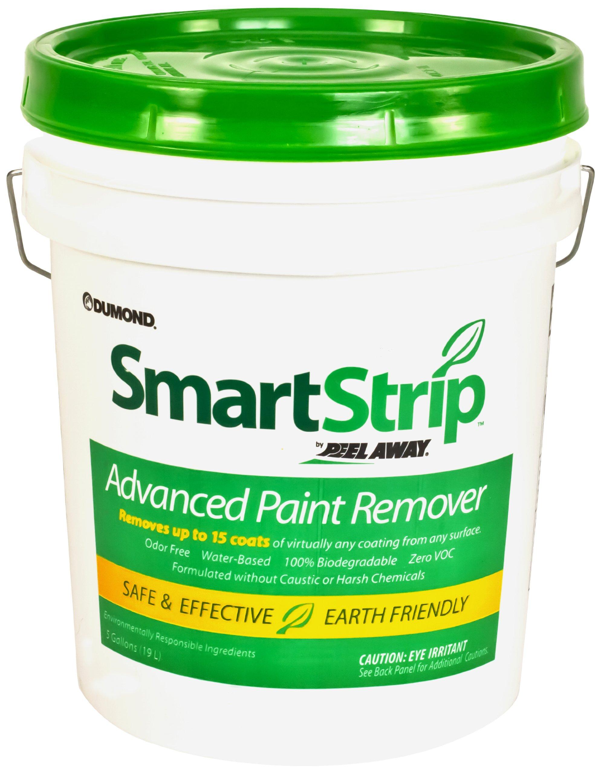 Dumond Chemicals, Inc. 3305 Smart Strip Advanced Paint Remover, 5 Gallon